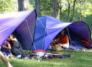 Nagyszigeti sátorozóely szállásfoglalás